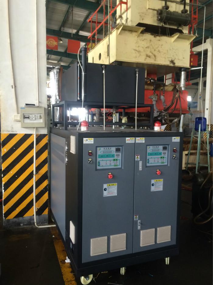热压机专用双机一体油温机