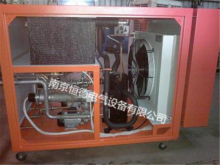 双温控冷热一体机的保护装置